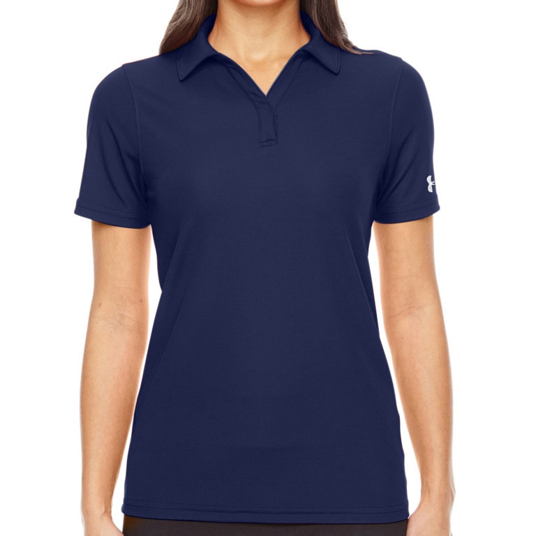 1b66bf8e Under Armour Ladies Corp Performance Polo